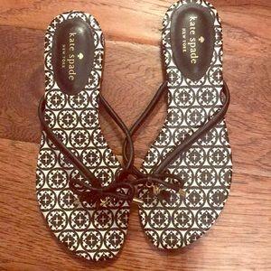 Kate Spade Flip Flops/Sandals